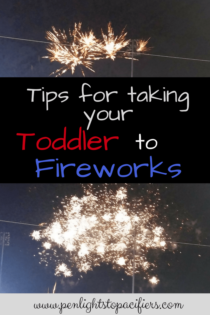 Celebrating The Fourth Of July With Your Toddler