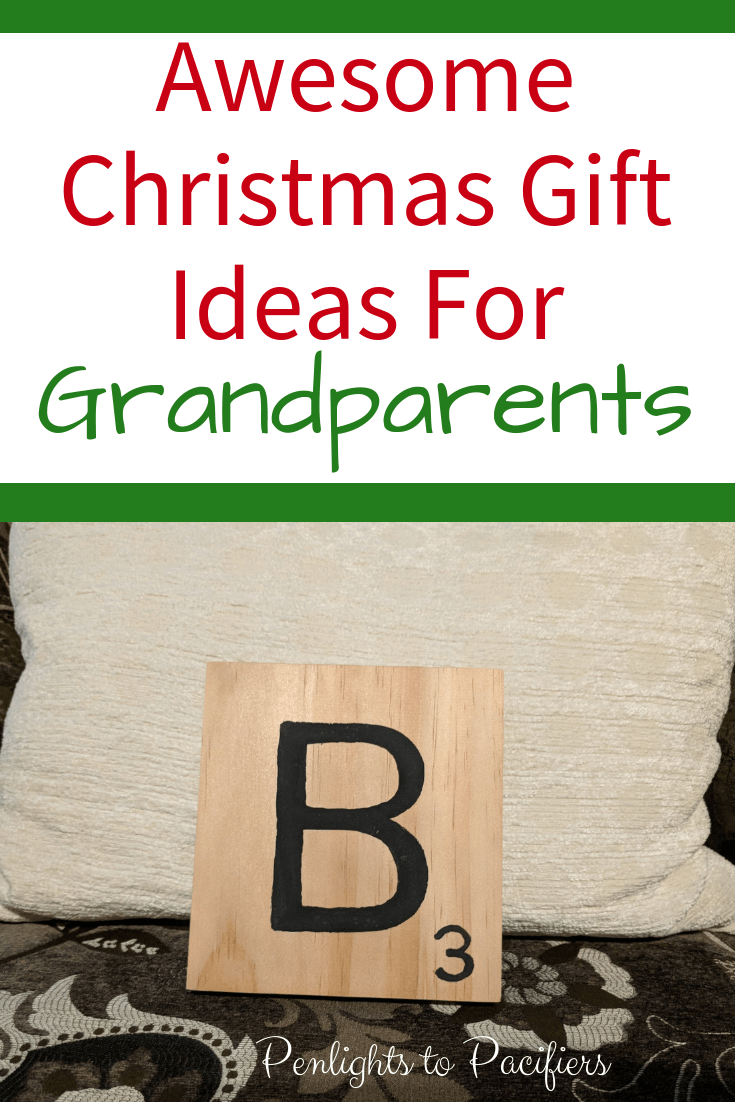 The Best Christmas Gifts For Grandparents - Penlights to Pacifiers
