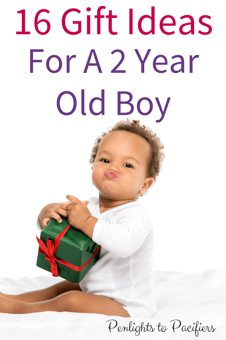16 Gift Ideas For A 2 Year Old Boy - Penlights to Pacifiers